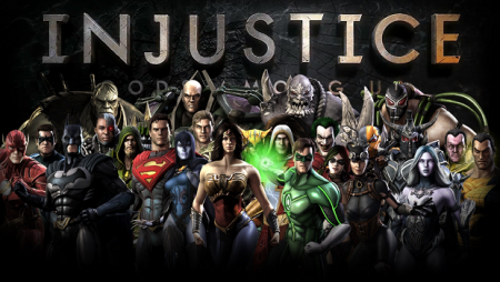 Injustice gods among us на Андроид